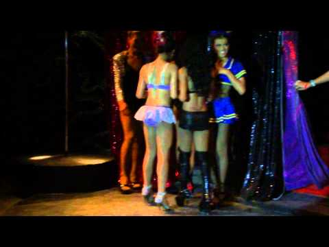 Koh Tao - Ladyboy Show