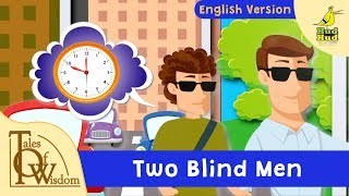 Tales Of Wisdom | Episode 11 | Two Blind Men | Pop Up Book