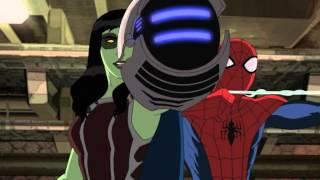 Mega Spider-Man - Strażnicy Galaktyki. Oglądaj w Disney XD!