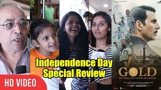 GOLD+Movie+Special+Review+%7C+First+Day+First+Show+%7C+Akshay+Kumar%2C+Mouni+Roy