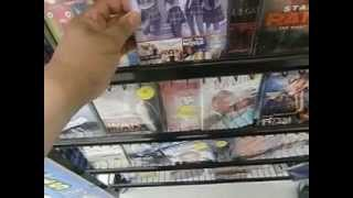 Pathmart in Springfieid Gardens Horror Dvd Update