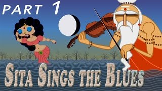 Sita Sings the Blues (2008)   Dubbed Hindi Animated Movie   Part 1