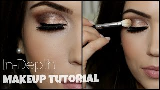 In-Depth Eye Makeup Tutorial | Irish Beauty Collab