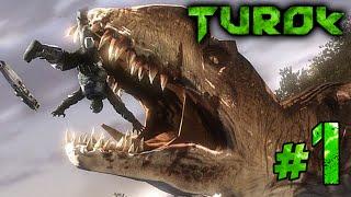 DINOSAURS EAT MAN! - Turok | Ep1