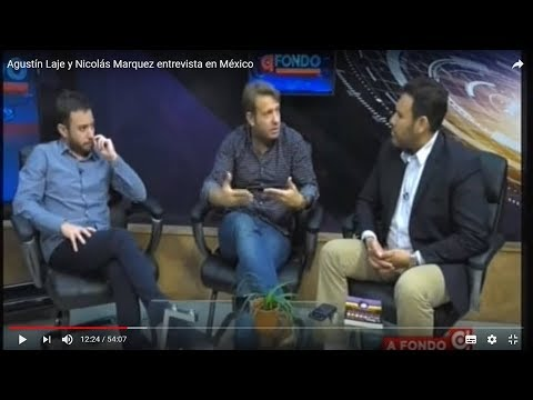 Xxx Mp4 El Lobby LGBT Promueve La Pedofilia Nicolás Márquez Y Agustín Laje En La TV De México 3gp Sex