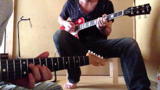 VELVET KISS - 布袋寅泰 (Guitar cover)