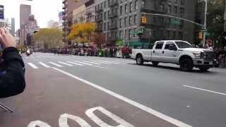 NYC Marathon 2015 Elite Men