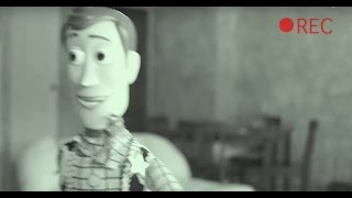 WOODY IS ALIVE :  CAUGHT ON TAPE !