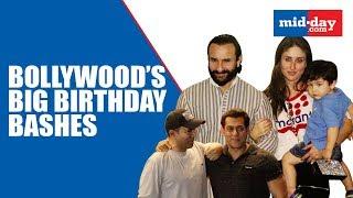 Bollywood Stars Celebrate Taimur Ali Khan