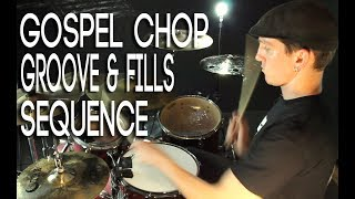 Drum Fill Tutorial - Gospel Chop Groove & Fills
