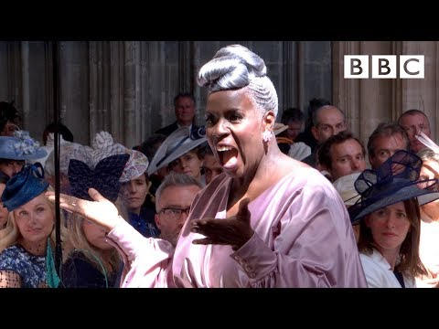 Xxx Mp4 Stand By Me Performed By Karen Gibson And The Kingdom Choir The Royal Wedding BBC 3gp Sex