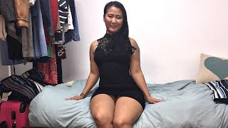 THICK Asian Girl Explains What Attracts Her About Black Men - Miho Fuji | mihoimi