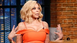 Wendy Williams Implants Are 24 Years Old!! They May Be The REAL Cause Of Her Problems