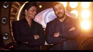Salman Khan Masti With Shahrukh Khan | SRK | Award Show 2016