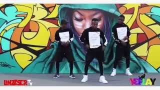 R2BEES FT DAVIDO-GBOOZA( DANCE VIDEO )