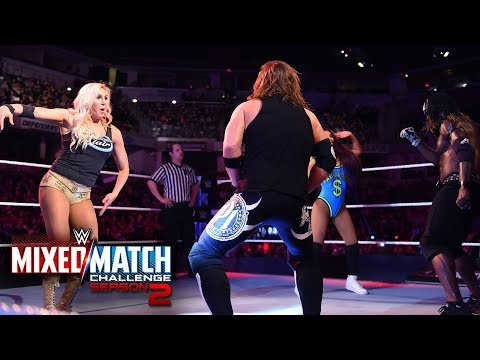 Xxx Mp4 Styles Split Goes Wrong During Dance Break Against Fabulous Truth On WWE MMC 3gp Sex
