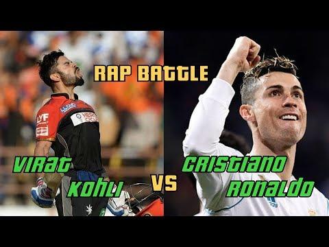 Virat Kohli vs Cristiano Ronaldo | Rap Battle