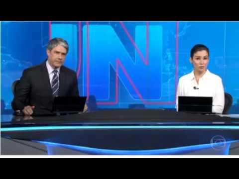 LULA E CONDENADO NO TRF-4. JORNAL NACIONAL 24/01/2018