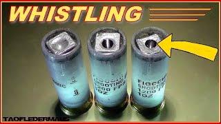 Whistling Roman SHOTGUN Bullet Experiment