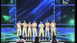 X Factor India - Deewana Group & Kartar Singh in Bottom Two- X Factor India - Episode 24 - 5th Aug 2011