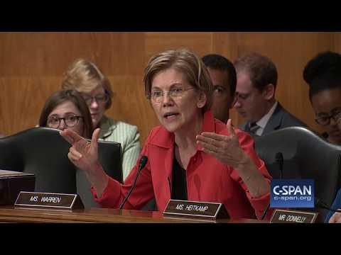 Sen. Warren to Wells Fargo CEO You should be fired. C SPAN
