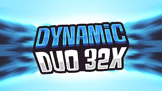 xNestorio's Dynamic Duo 32x Edit Resource Pack Release