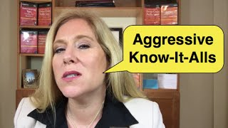 Response to Aggressive Know-It-All | Dealing with Difficult People | 6 Secrets Diplomats Use