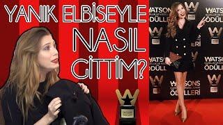Yanmış Elbise ile Watsons Ödül Töreni