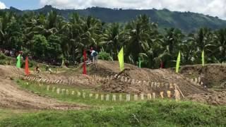 Bornok Mangosong at Malungon MX Competition 071416