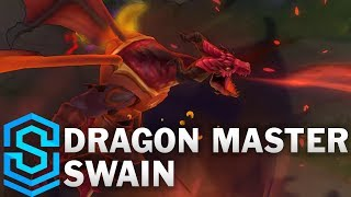 Dragon Master Swain Skin Spotlight - Pre-Release - League of Legends