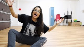 The Time I Turned My Garage Into A Dance Studio (Day 940)