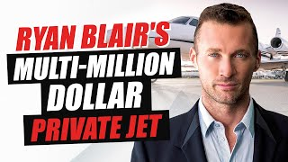 How To Travel Like A Millionaire - Private Jet To Las Vegas With Ryan Blair & Peter Voogd