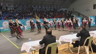 Körfez Halkeğitim Merkezi Ardahan Yöresi Halkoyunları Ekibi 2017