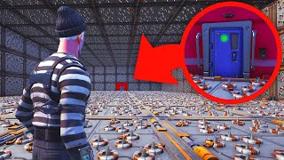 ESCAPE The TRAP Room To SURVIVE! (Fortnite)