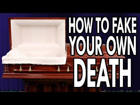 Xxx Mp4 How To Fake Your Own Death EPIC HOW TO 3gp Sex