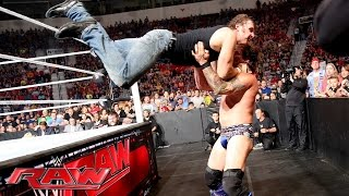 Dean Ambrose, Sami Zayn & Cesaro vs. Chris Jericho, Alberto Del Rio & Kevin Owens: Raw, 30. Mai 2016