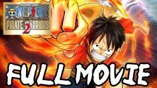 One Piece: Pirate Warriors 2 FULL MOVIE (2013) All Cutscenes | ワンピース海賊無双2 TRUE-HD QUALITY