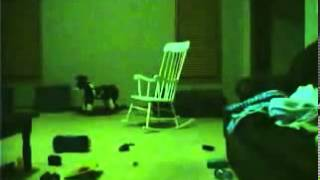 Rocking Chair Scary Pop Up!