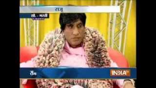Comedian Raju Srivastava turns 'Modi man'