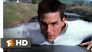 Mission: Impossible (8/9) Movie CLIP - High-Speed Train Ride (1996) HD