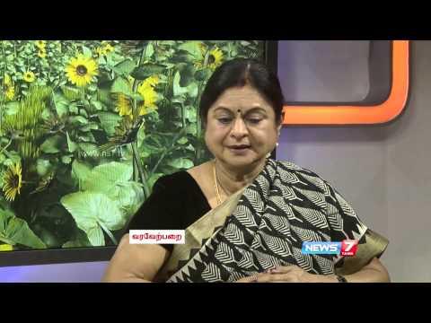 Eminent Gynaecologist  Dr. Kamala Selvaraj on enabling motherhood to many women 1/2