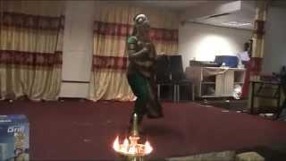 Bharathanatyam ( Song - Swagatham Krishna )