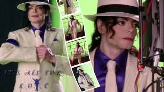 Michael Jackson | Smooth Criminal | This Is It Version (Visual Background For MJ Impersonators)