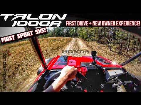 Xxx Mp4 First 2019 Honda TALON 1000R Sport SxS Drive New Owner Sideways And Full Throttle FUN 3gp Sex