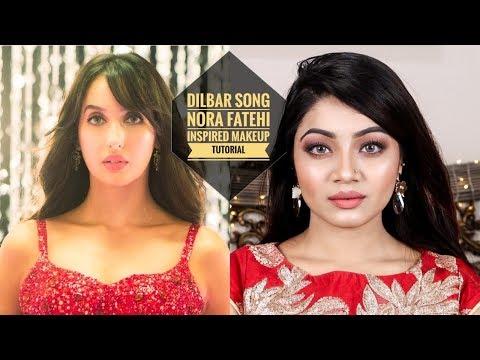 Xxx Mp4 DILBAR Satyameva Jayate Nora Fatehi Inspired Makeup Tutorial Dilbar Makeup Neha Kakkar John 3gp Sex