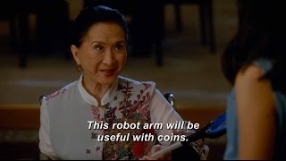 Jessica Gives Grandma a Robot Arm - Fresh Off The Boat