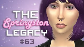 The Sims 4 | Springston Legacy | Part 63 - The Hunt.