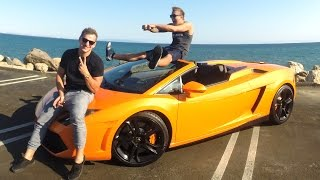 Prankin Dirty With A Lambo!
