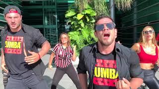 Guaya - Wisin y Yandel by Cesar James Zumba Cardio Extremo Cancun