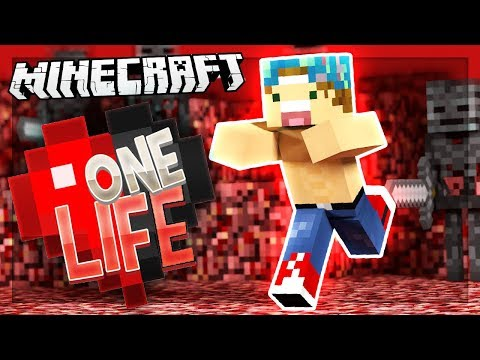 FINDING WITHER SKULLS IN A DUNGEON | One Life SMP #34